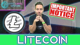 Litecoin - Most Important Video To Watch On LTC