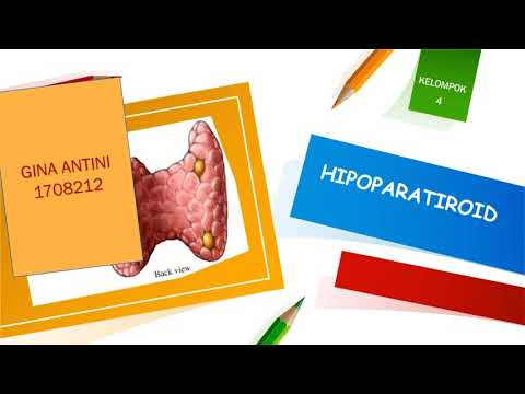 Hipoparatiroid