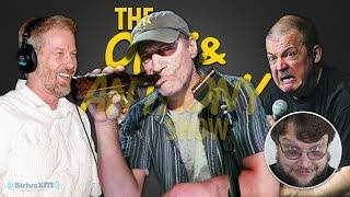 Opie & Anthony: Guillermo del Toro (11/04/13)
