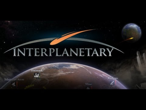 Interplanetary - Weapons Cannot Ignore The Power Of Gravity