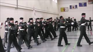 March Past - 65th Annual Inspection