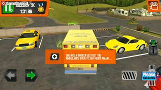 Coast Guard Beach Rescue Team, Parking Game, Rescue Bot / Android Gameplay Video #5