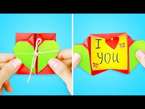 Cute Origami For Boyfriend - Easy Craft Ideas | 360x480