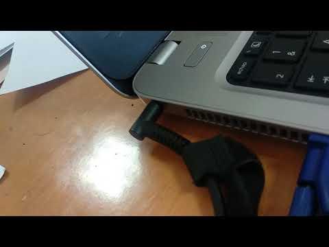 Problema HP Probook 450g - Carga