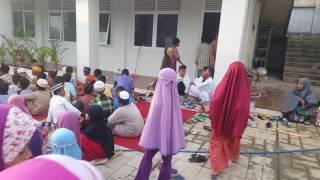 Mobil qur'an di Kampung Qur'an Fikrul Akbar...