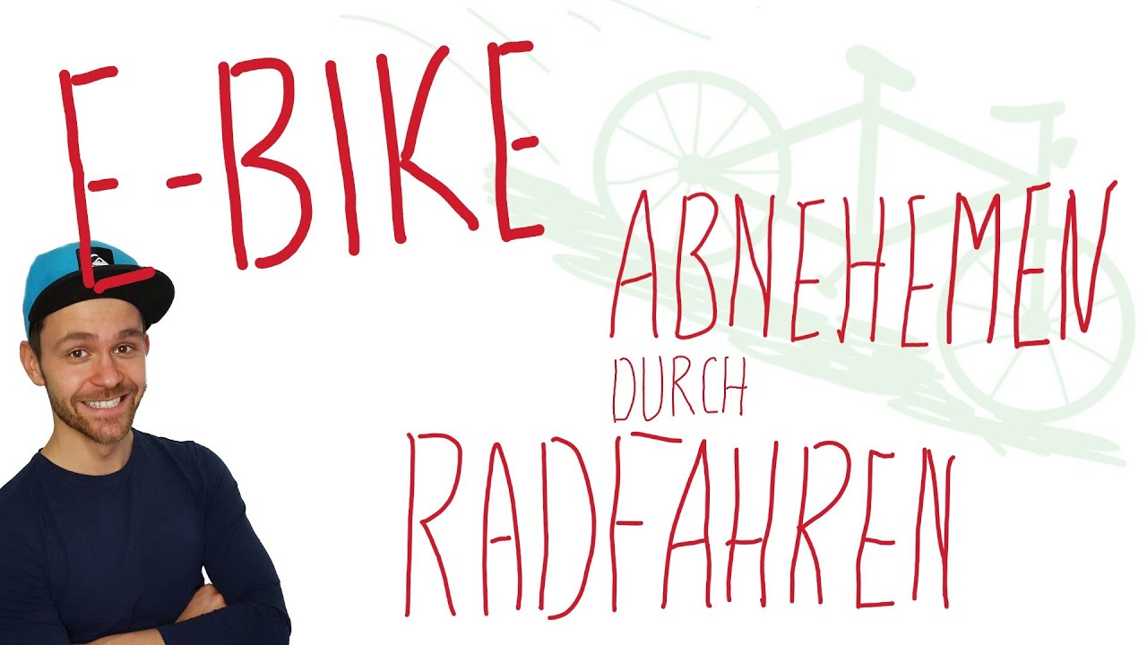 Fahrrad fahren hilft mir beim Abnehmen