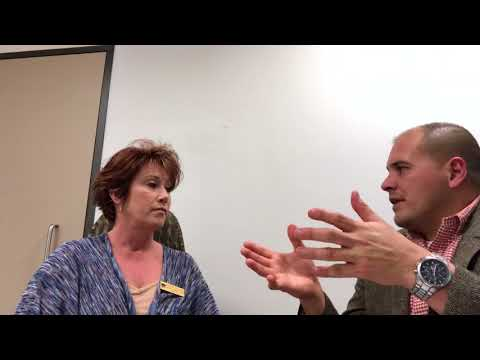 Let's Talk About Education with Antonio Corrales - transitioning to college- Dr. Lisa Davis