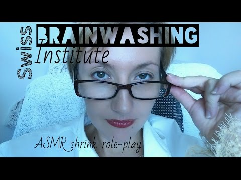 Swiss Brainwashing Institute - ASMR / comedy