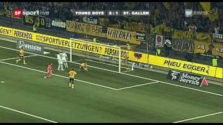 Young Boys - St. Gallen 4:2
