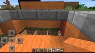 Как сделать бассейн в minecraft pe.(, 2015-01-10T08:16:23.000Z)