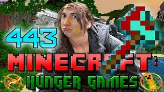 Minecraft: Hunger Games w/Mitch! Game 443 - THE TROLL! NOT WORTH D: