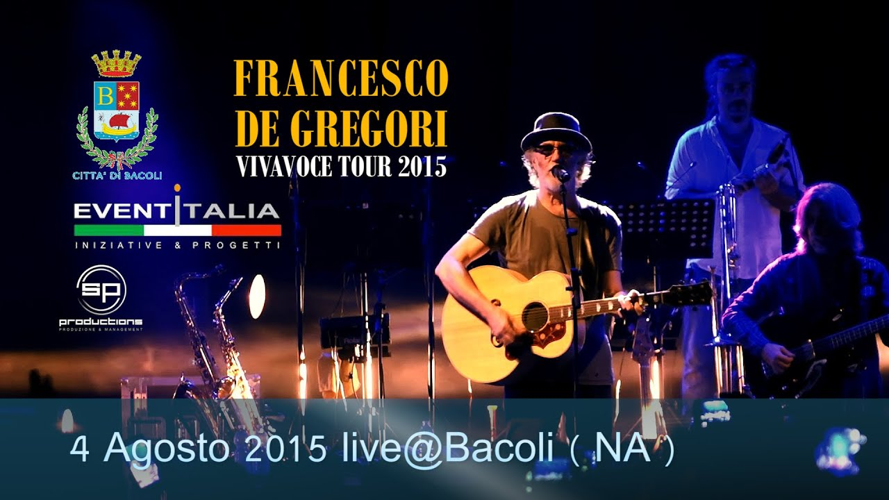 Degregori Francesco Tour
