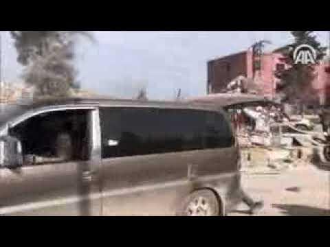 Syrian War Military army