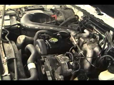 Ford Ranger 23 rebuild part 1