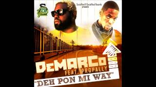 DEMARCO FT PROPALLY   DEH PON MI WAY MAIN MIX