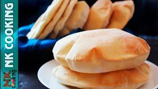 Традиционная Арабская ПИТА ♥ 2 Способа Приготовления ♥ Рецепты NK cooking