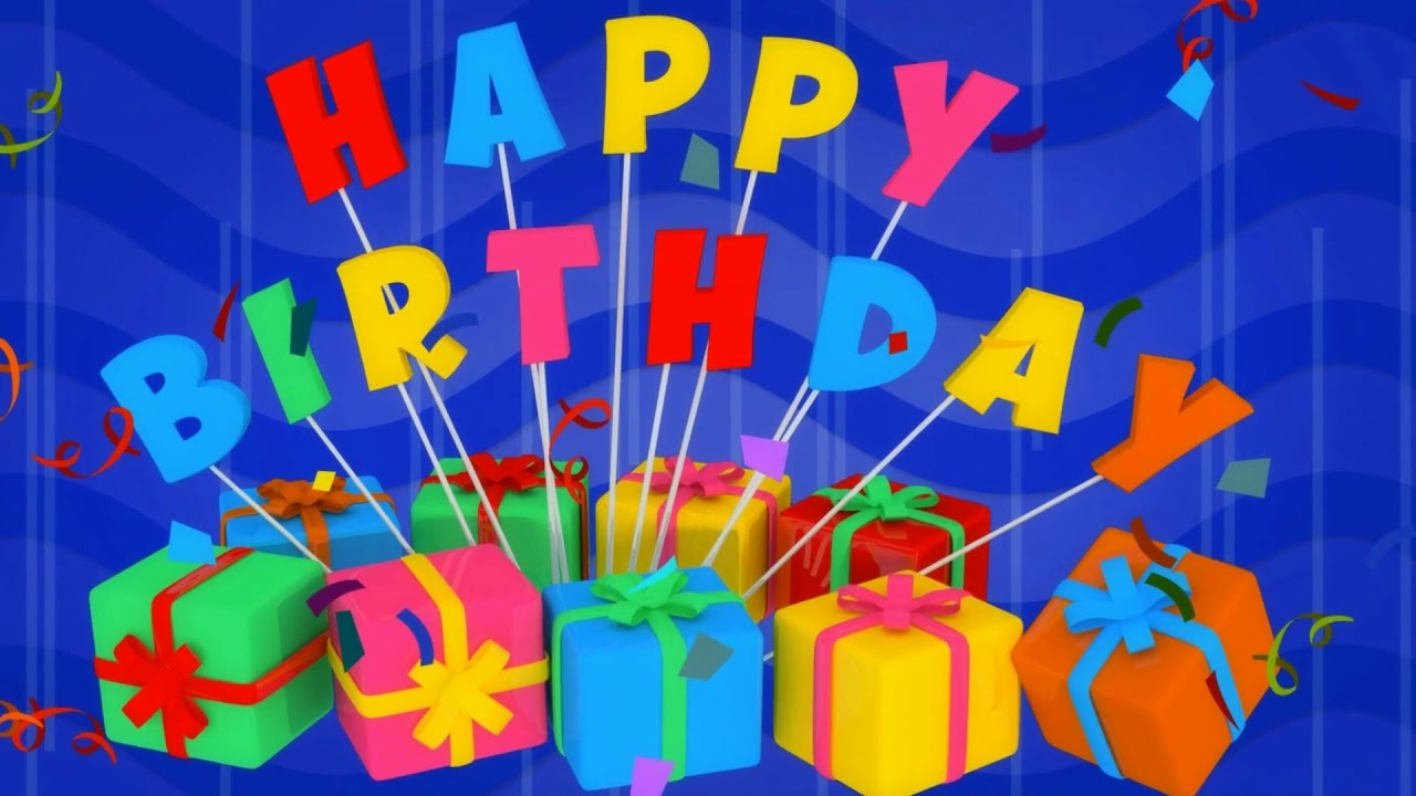 Happy birthday wishes video free download - YouTube