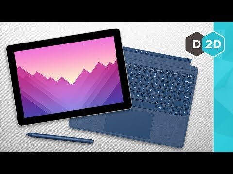 Microsoft Surface Go - $400?!