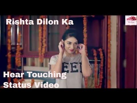 Rishta Dilon Ka Tode Na Toote | New Whats App Status Romantic 2018 With Echo Filter Sound
