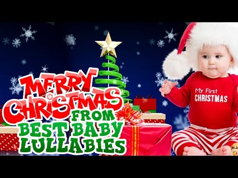 2 Hrs Christmas  Songs To Put A Baby To Sleep Baby Lullaby Lullabies for Bedtime Fisher Price  ♥