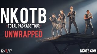 NKOTB Total Package Tour: Unwrapped