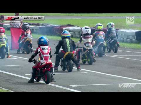 VBI SCOOTER GRAND PRIX ROUND 4 mini gp 6-9 thn Part 2