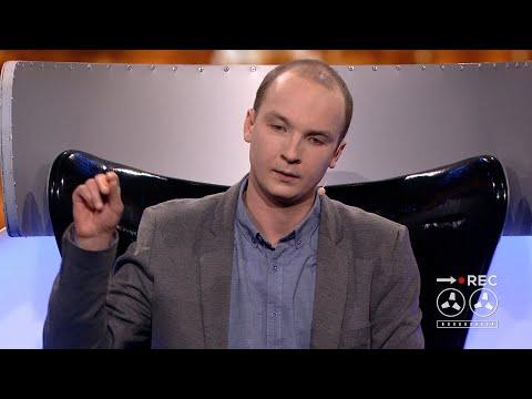 Krzysztof Kubistal - człowiek-dyktafon - The Brain. Genialny Umysł