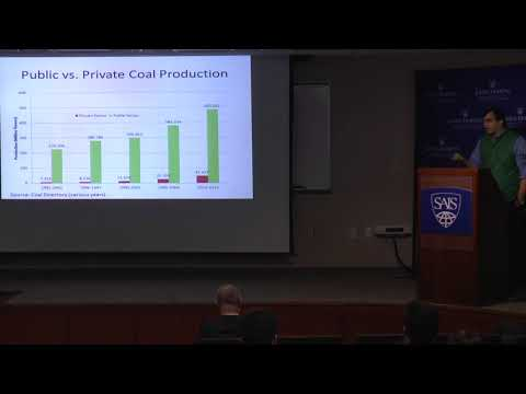 Coal in India - Transitions and Persistence with Rohit Chandra