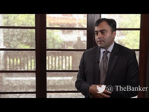 Salman Jaffery, chief business development officer, Dubai International Financial Centre (DIFC) - Vi