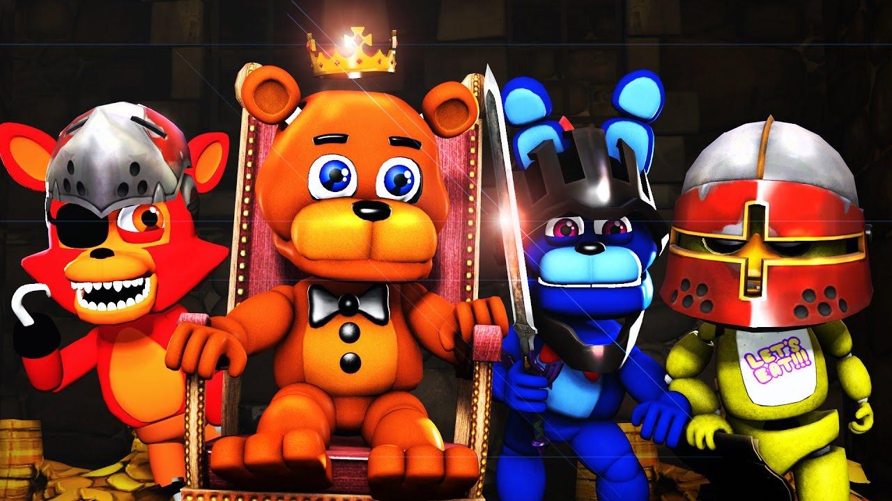 Cute Freddy Fazbear Wallpaper The Fnaf World Movie Youtube
