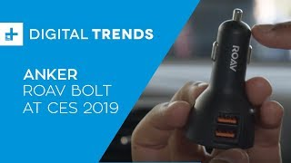 Anker Roav Bolt - Hands On at CES 2019