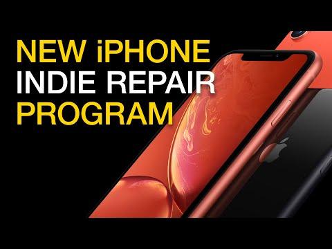 Indie iPhone Repair — Apple Just Changed EVERYTHING!
