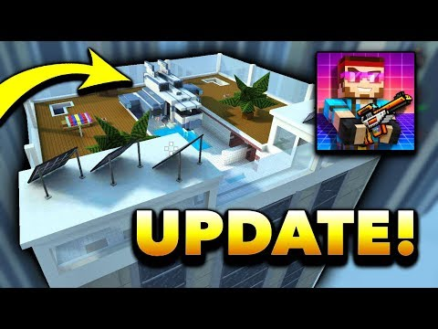 THIS IS THE BEST UPDATE EVER!!! | Pixel Gun 3D - New Update 16.7.0 [Review]