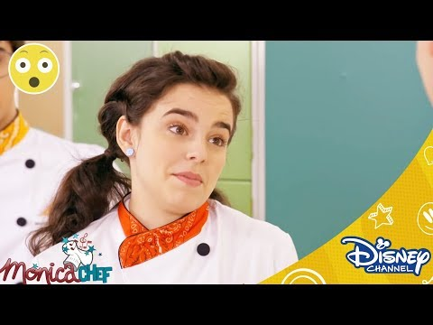 Monica Chef | Monica doet vreemd | Disney Channel NL