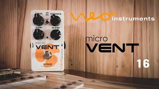 Neo Instruments micro VENT 16 - Rotary Cabinet Simulator