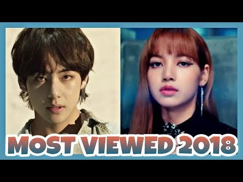 [TOP 20] KPOP Most Viewed Music Videos First Half 2018 Songs