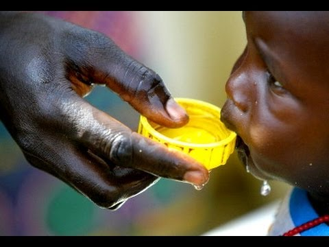 Solution To Africa's Water Shortage? - YouTube