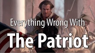 Everything Wrong With The Patriot In 16 Minutes Or Less thumbnail