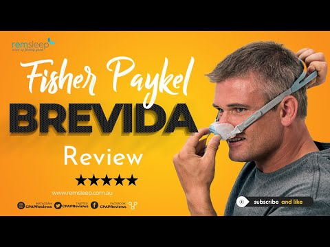 Fisher & Paykel BREVIDA CPAP Mask Review
