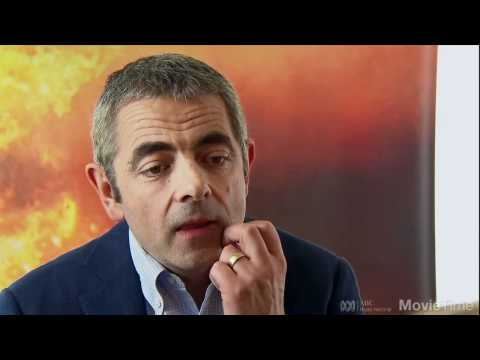 Johnny English Reborn - an interview with Rowan Atkinson