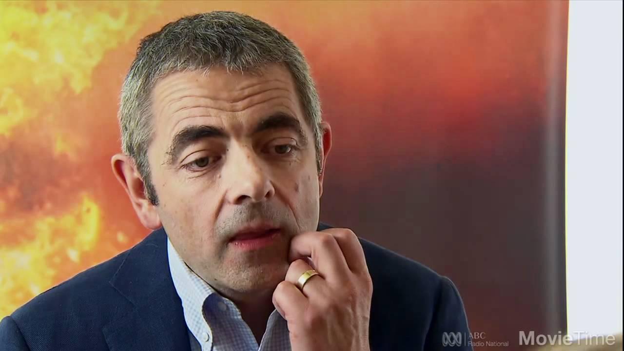 Johnny English Reborn - an interview with Rowan Atkinson