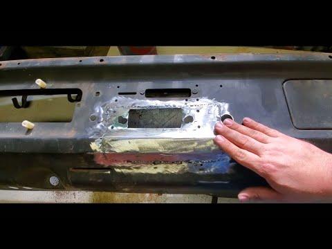 Metal Dash Restoration Part 2