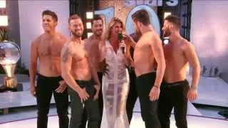 Dancing with the stars - Sexy Male Pro Number - Finale
