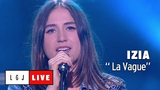 Izia - La Vague - Live du Grand Journal