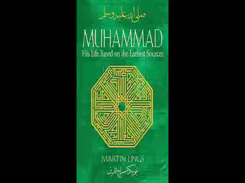 Life of Muhammad by Martin Lings (Audiobook) Read by Sean Barrett