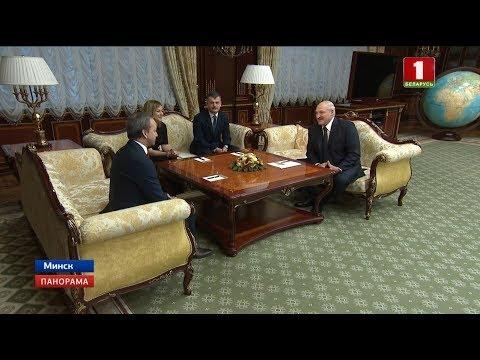 Александр Лукашенко обсудил с Аркадием Дворковичем развитие в Беларуси шахматного спорта. Панорама