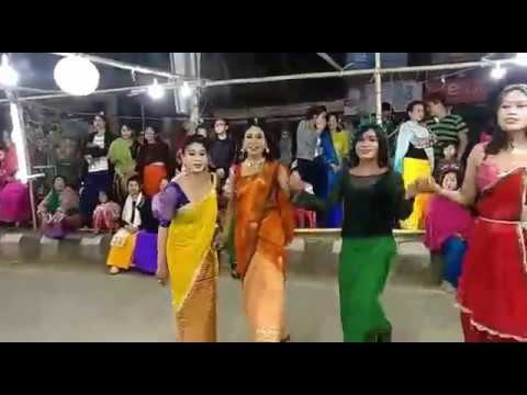Thabal Chongba event for transgender women in Imphal, April 14, 2018 - Varta