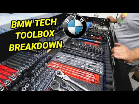 TOOLS YOU NEED AS A BMW DEALERSHIP TECHNICIAN ! (2019 FLATRATE)