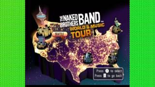 Naked Brothers Band The Game - IM OUT!  OF IDEAS! - Jamikan Bargain Bin