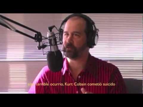 Krist Novoselic bajista de Nirvana afirma que Kurt Cobain se suicido y desmiente las teorias